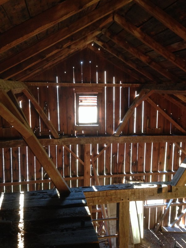 West Hebron Barn