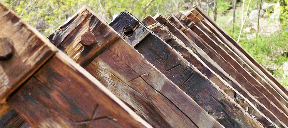About Green Mountain Timber Frames