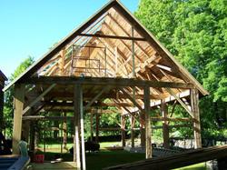Gunstock Barn Frame