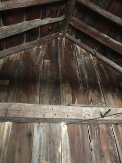 Pawlet Corn Crib