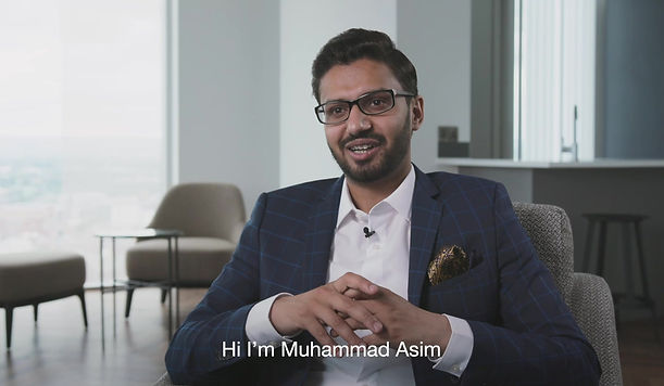 Muhammad Asim Bio