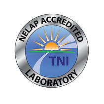 NELAP Accredited Environmental Testing Lab