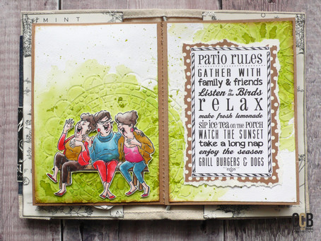 ART Book of Recipes: Patio Rules