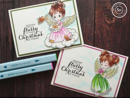More Cute Christmas Angels