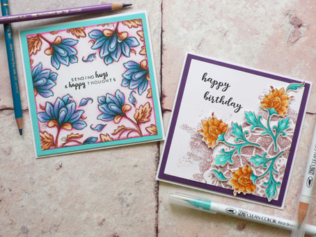 Altenew's 4th Anniversary Blog Hop Day 3 + Giveaway
