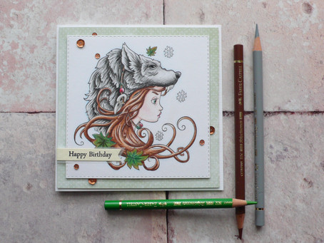 Colour Crazy Guest Designer - She Wolf