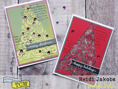 Tannenbaum Christmas Cards