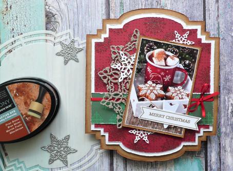 Hot Christmas Cocoa