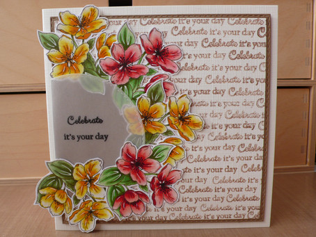 """Grace's Little Note"" with Kennedy Grace Creations"