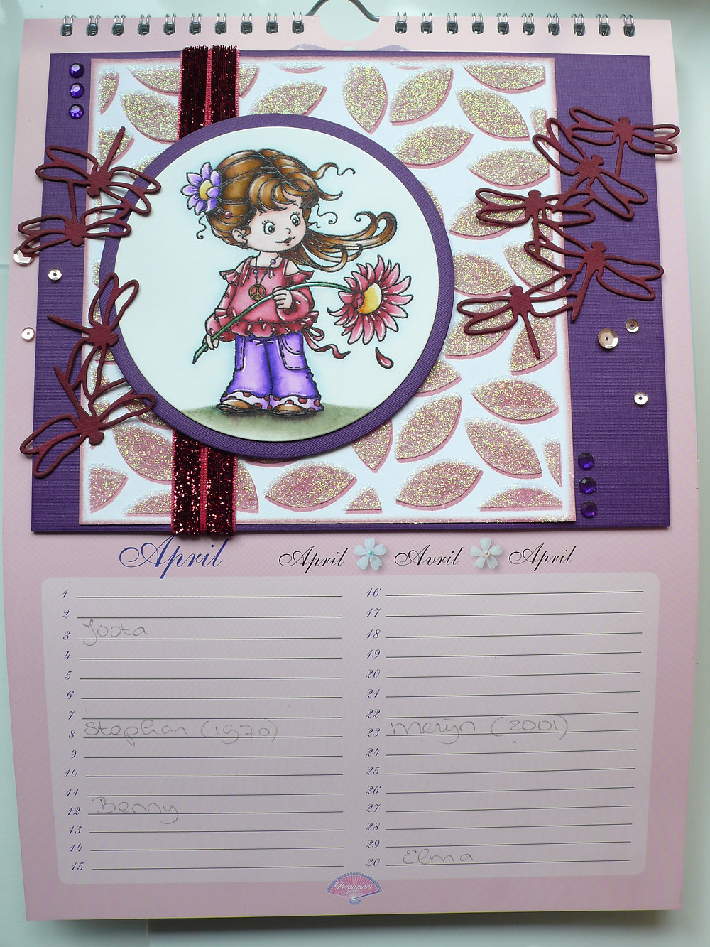 whimsy stamps peace nuvo glimmer paste moonstone stampin'up dragonfly die set winnie and walter the leaf effect