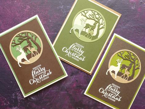 Oh Deer! Christmas Cards