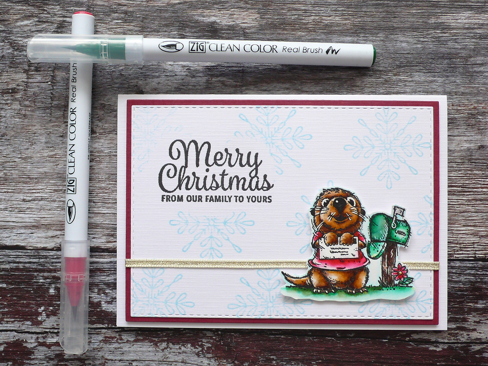 Stampin'Up Postcard Pals