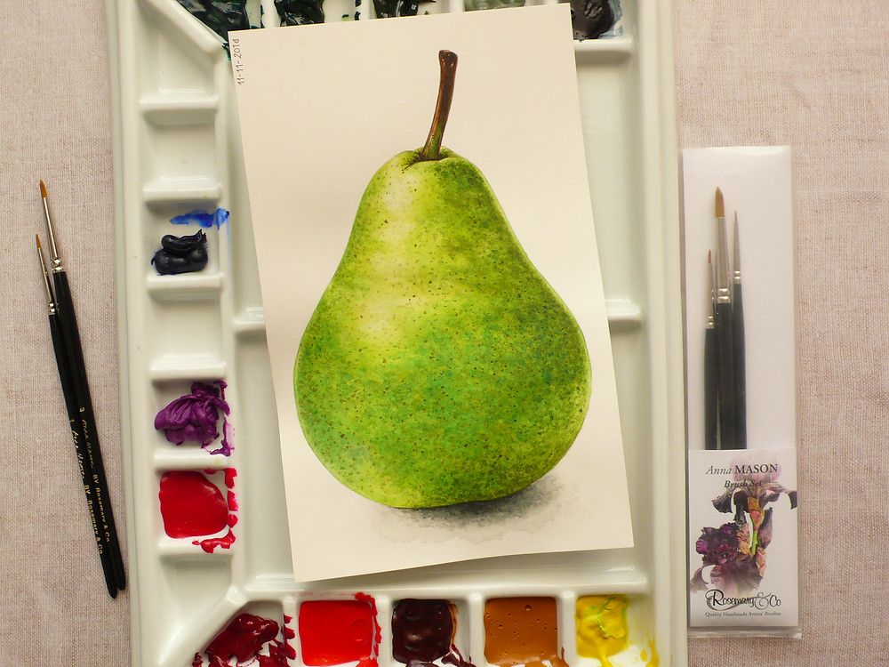 Anna Mason Online School Free Pear tutorial