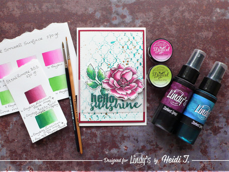 Watercolor with Lindy's 101