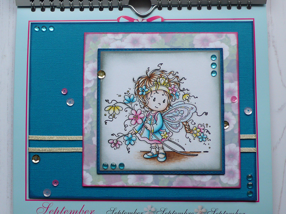 Whimsy Stamps Dyanne