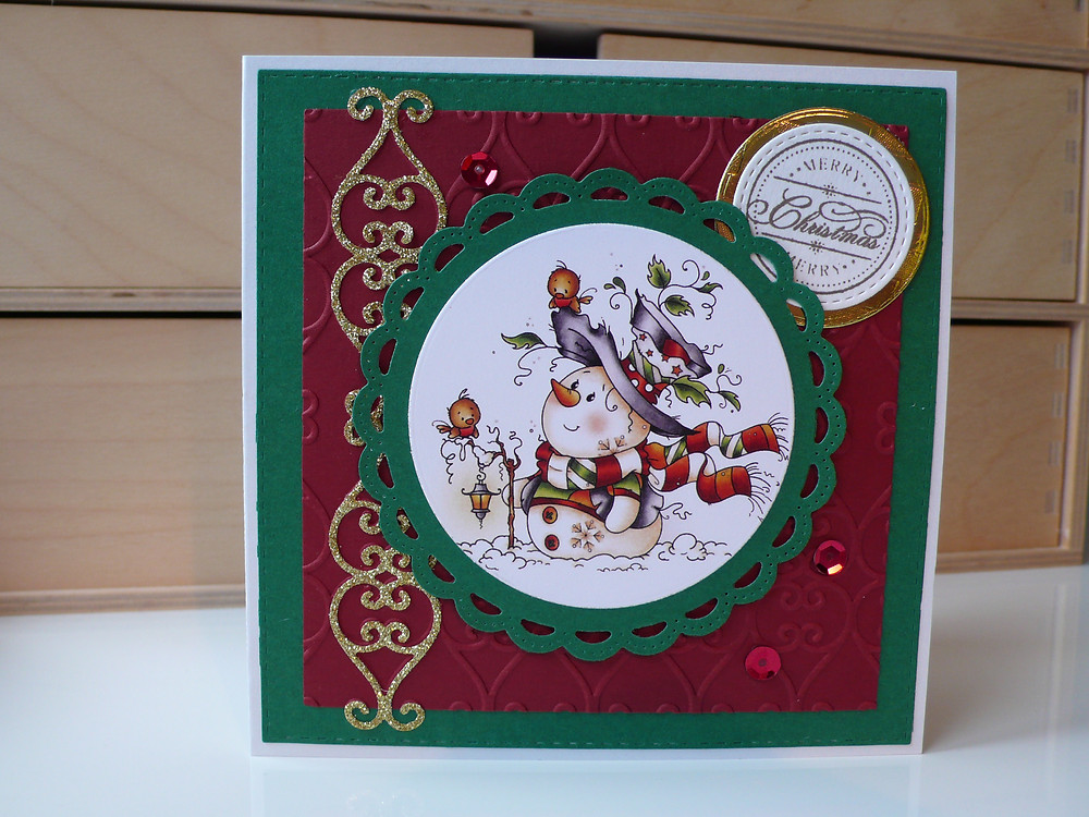 whimsy wee wild rose studio sentiment marianne design