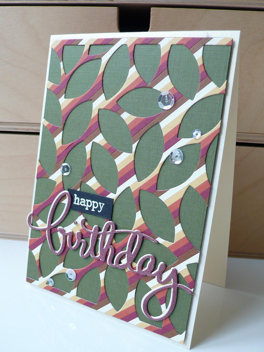 Winnie & Walter The Leaf Effect Winnie & Walter The Big, The Bold & Happy Mama Elephant Birthday