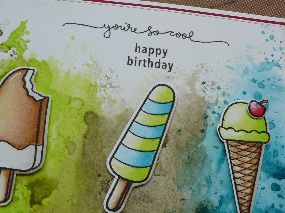 Simon Says Stamp Ice Cream Dream