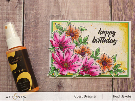 Altenew 5th Anniversary Blog Hop: Day 3 + Giveaway