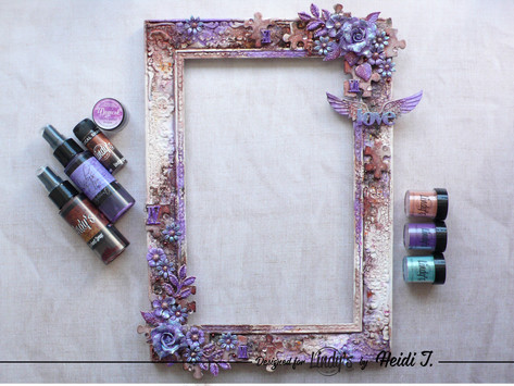 A Decorated Frame