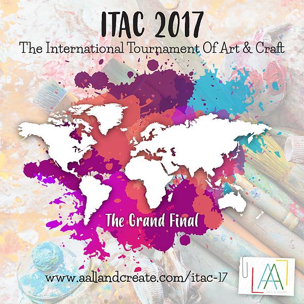 #itac17 #itac17Final #aallandcreate