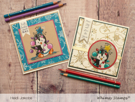 Whimsy Stamps - 12 Days of Christmas