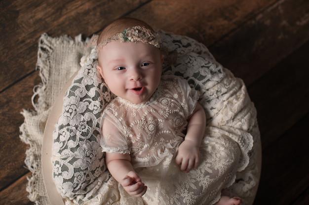 фотосессия малышей до 1 года