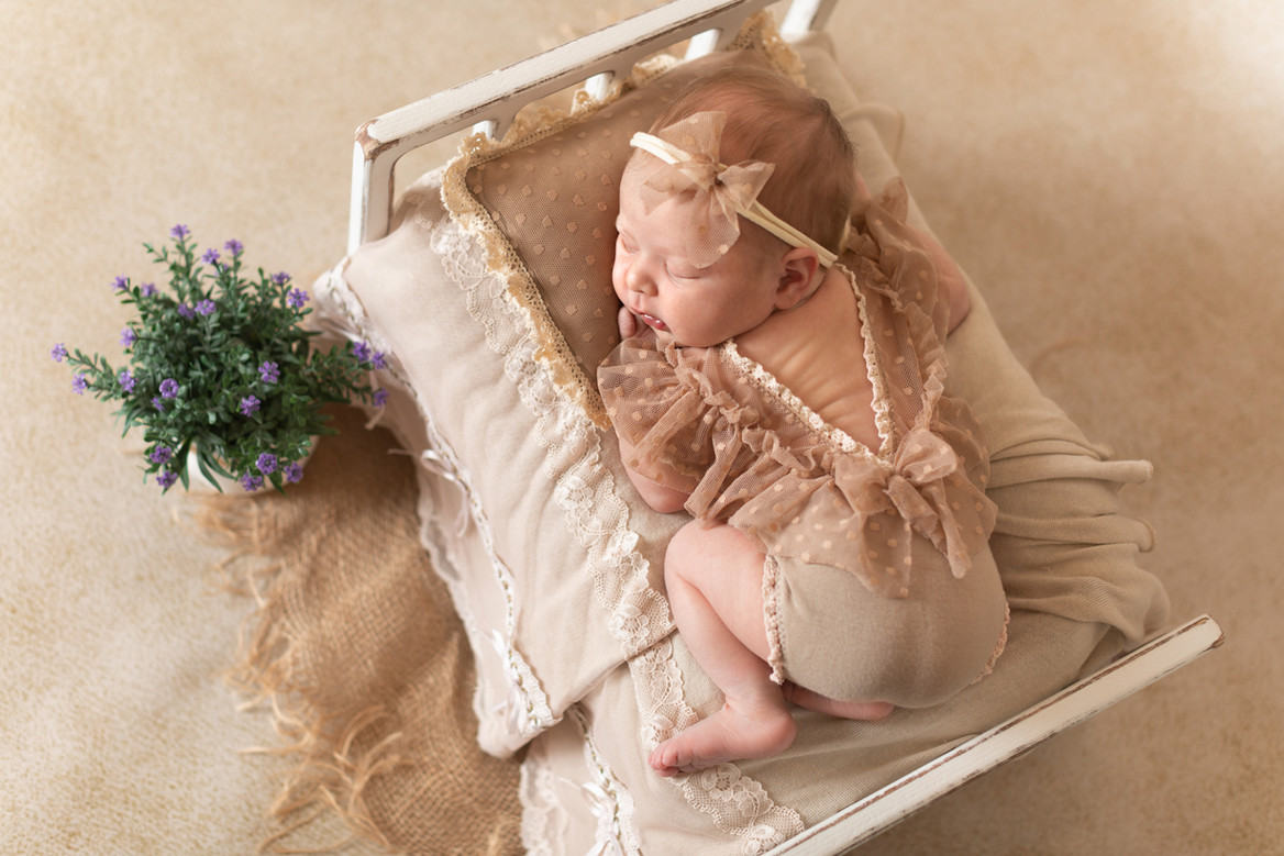 newborn фотосессия в Москве
