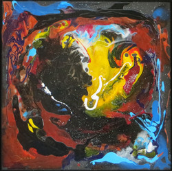 Stardust Series: The Swirl