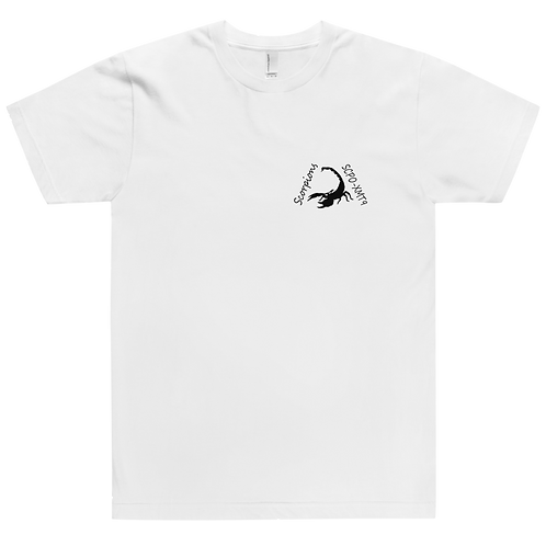 Unisex Jersey T-Shirt | American Apparel 2001