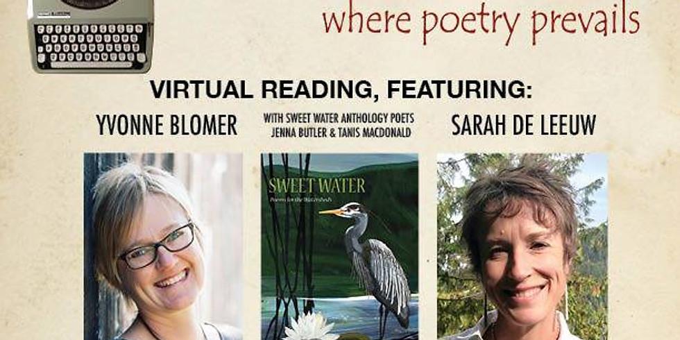 Poet's Corner Featured Reader