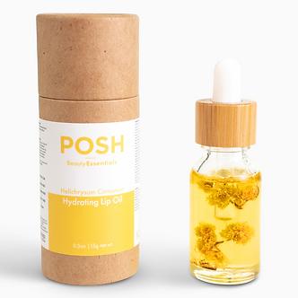 Helichrysum and Cinnamon Hydrating Lip Oil