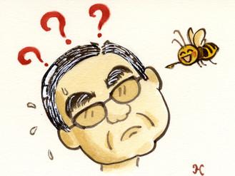 ハチ博士のミツバチコラム(39)働きバチ