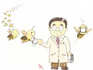 ハチ博士のミツバチコラム(42)アカリンダニ②