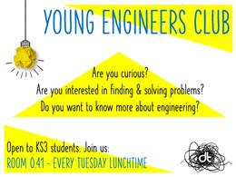 YOUNG ENGINEERS CLUB - KS3