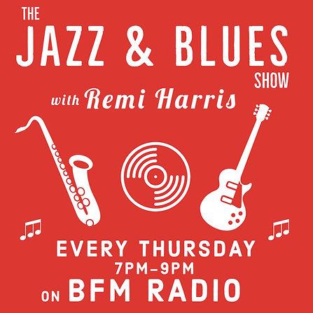 Remi Harris BFM Poster 1x1 (Every Thursd