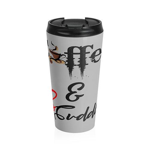 Coffee & Cuddles Travel Mug