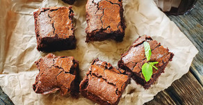 BROWNIES À L'AVOCAT
