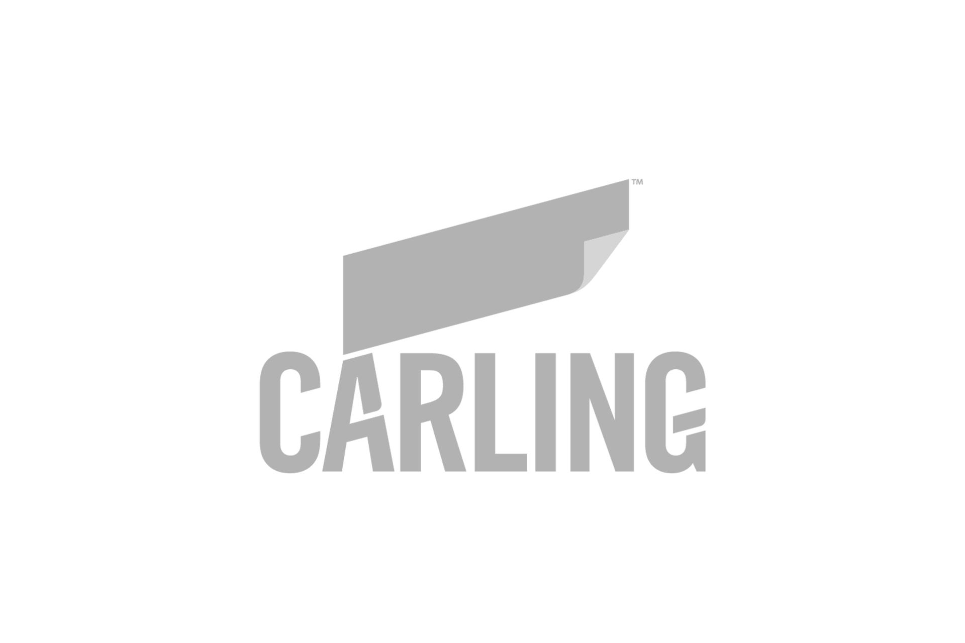 Carling logo for PP website