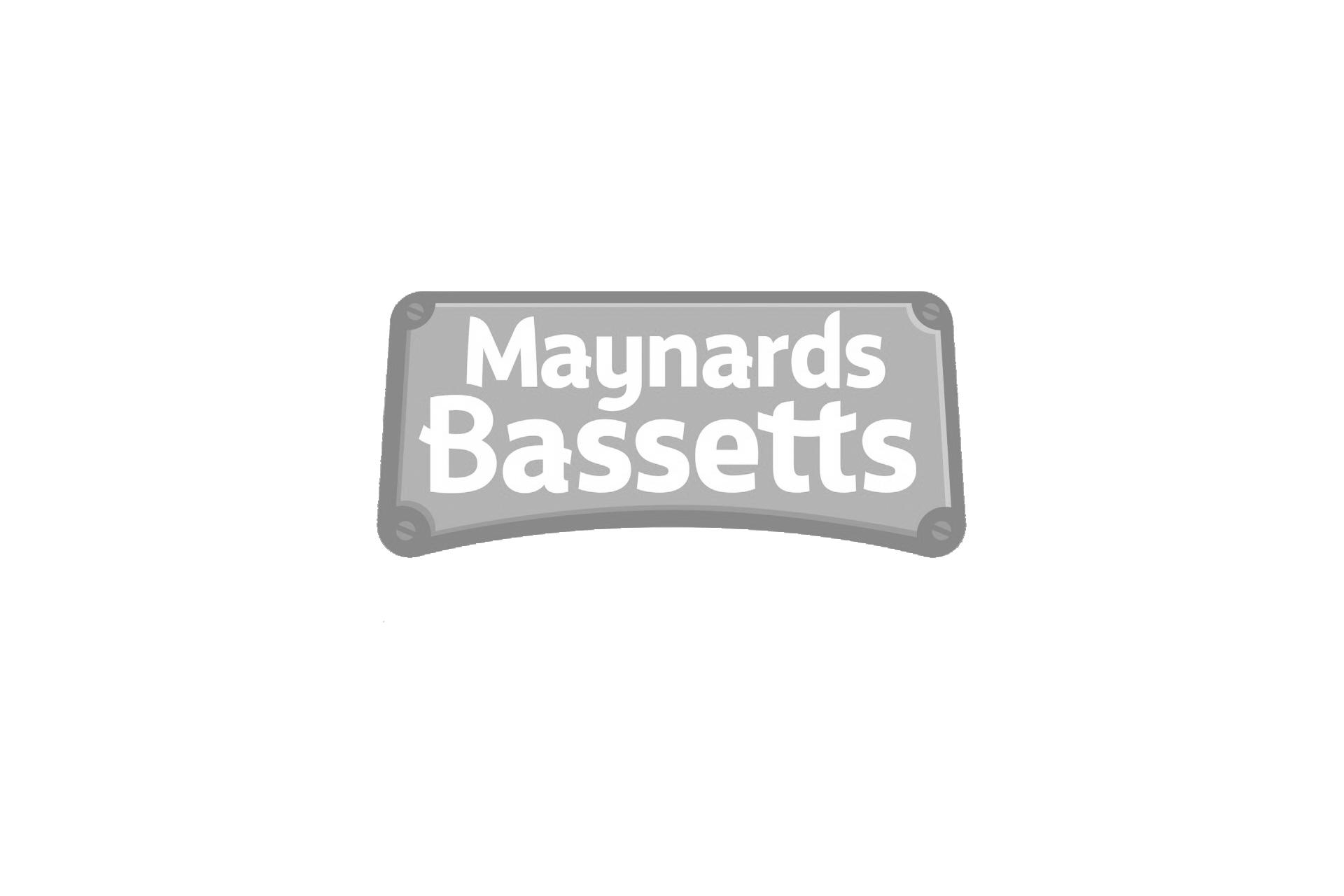 maynards bassetts grey