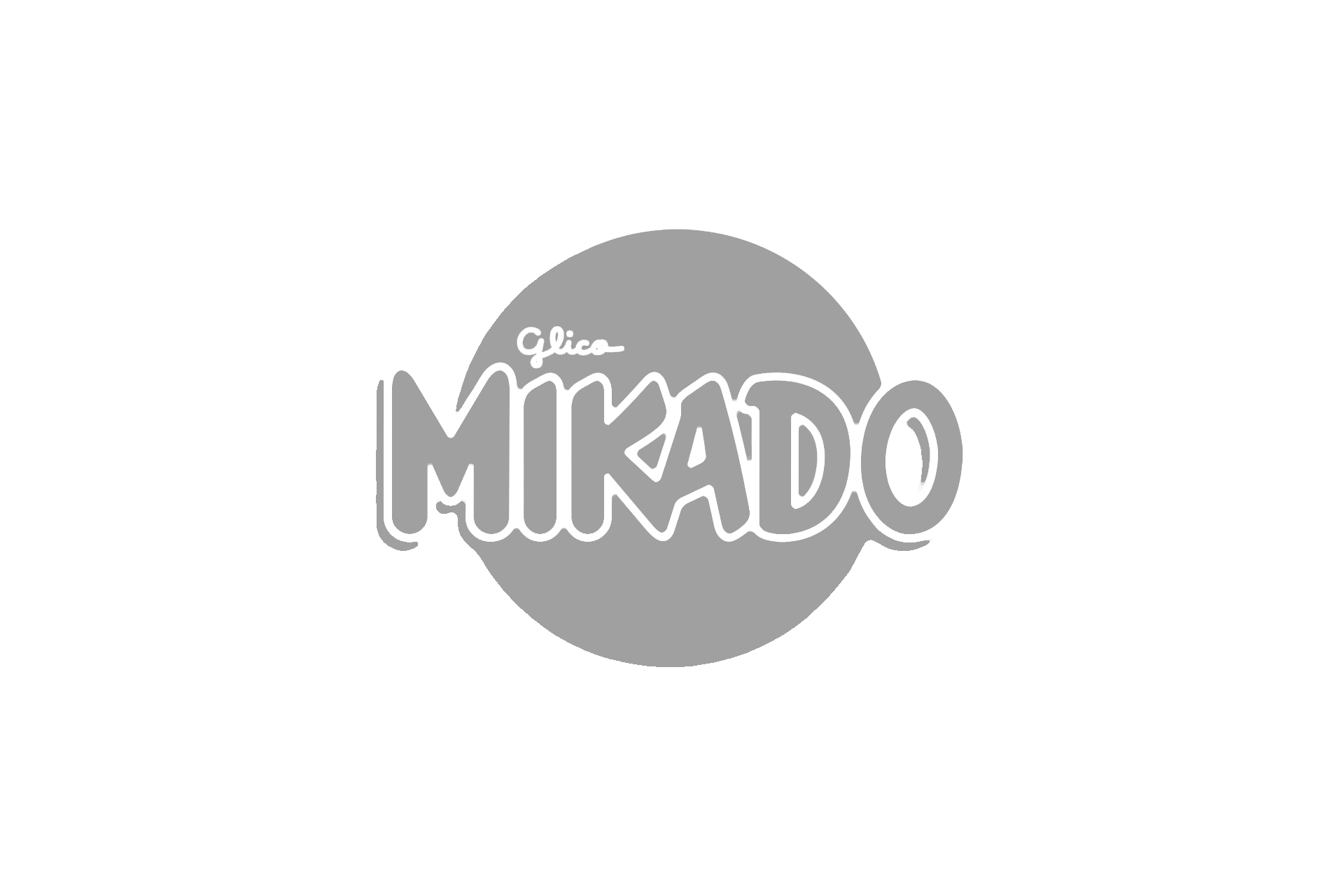 mikado logo grey