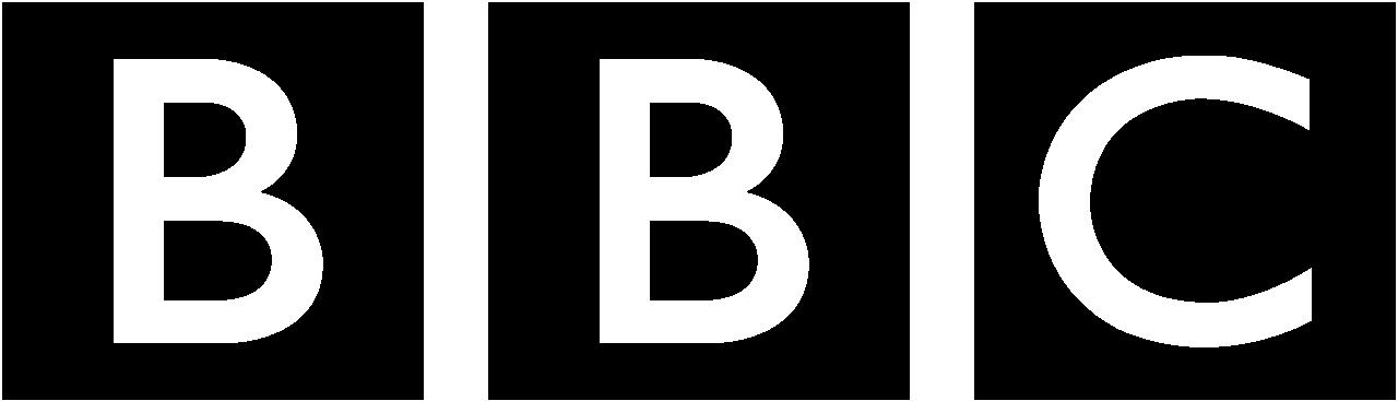 bbc logo black