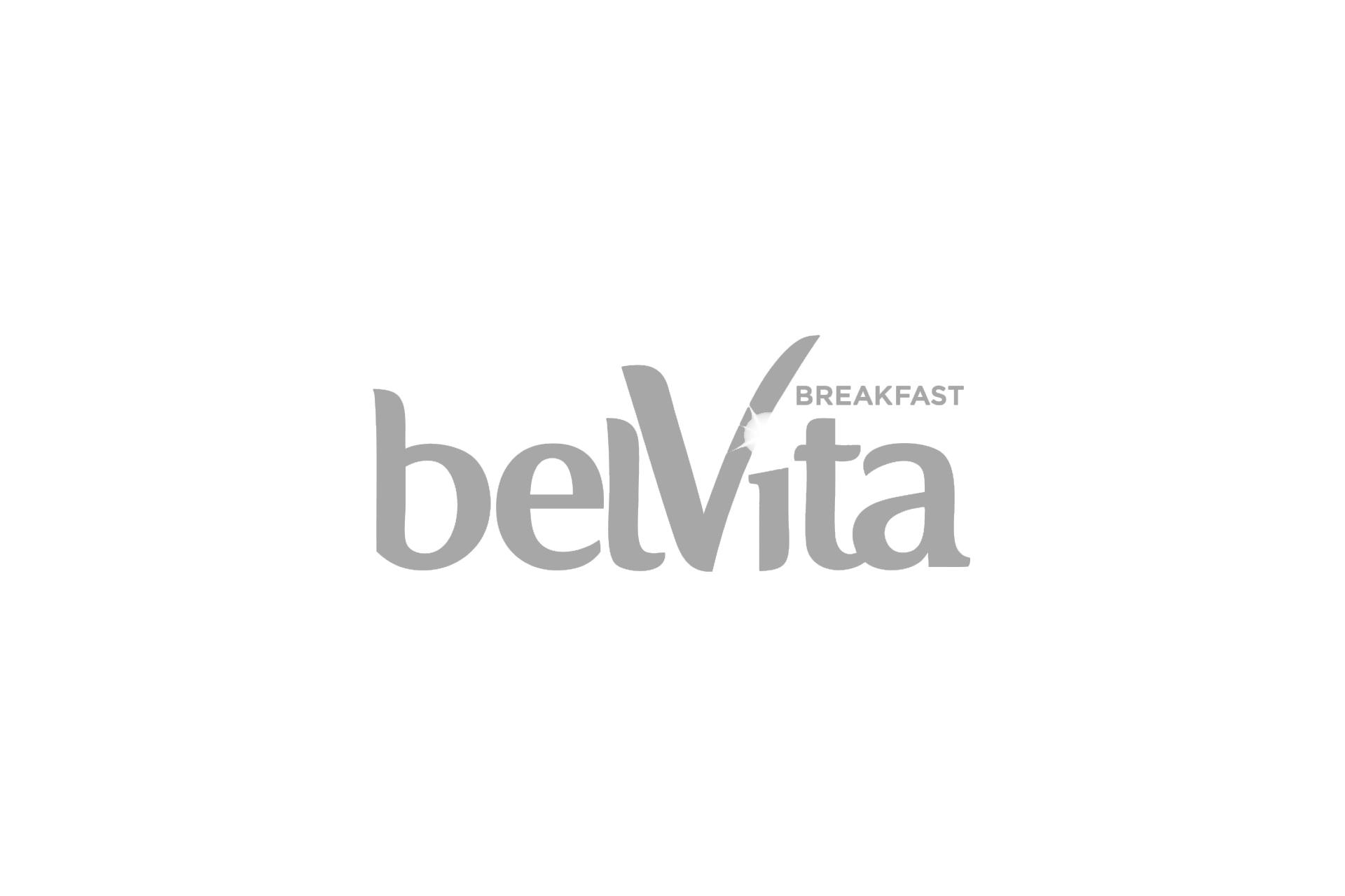 belvita logo grey