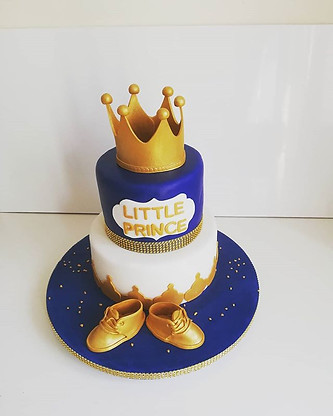 BABY SHOWER / CHRISTENING CAKES