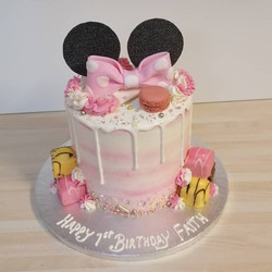 Mini Mouse Cake