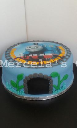 thomas engine cake