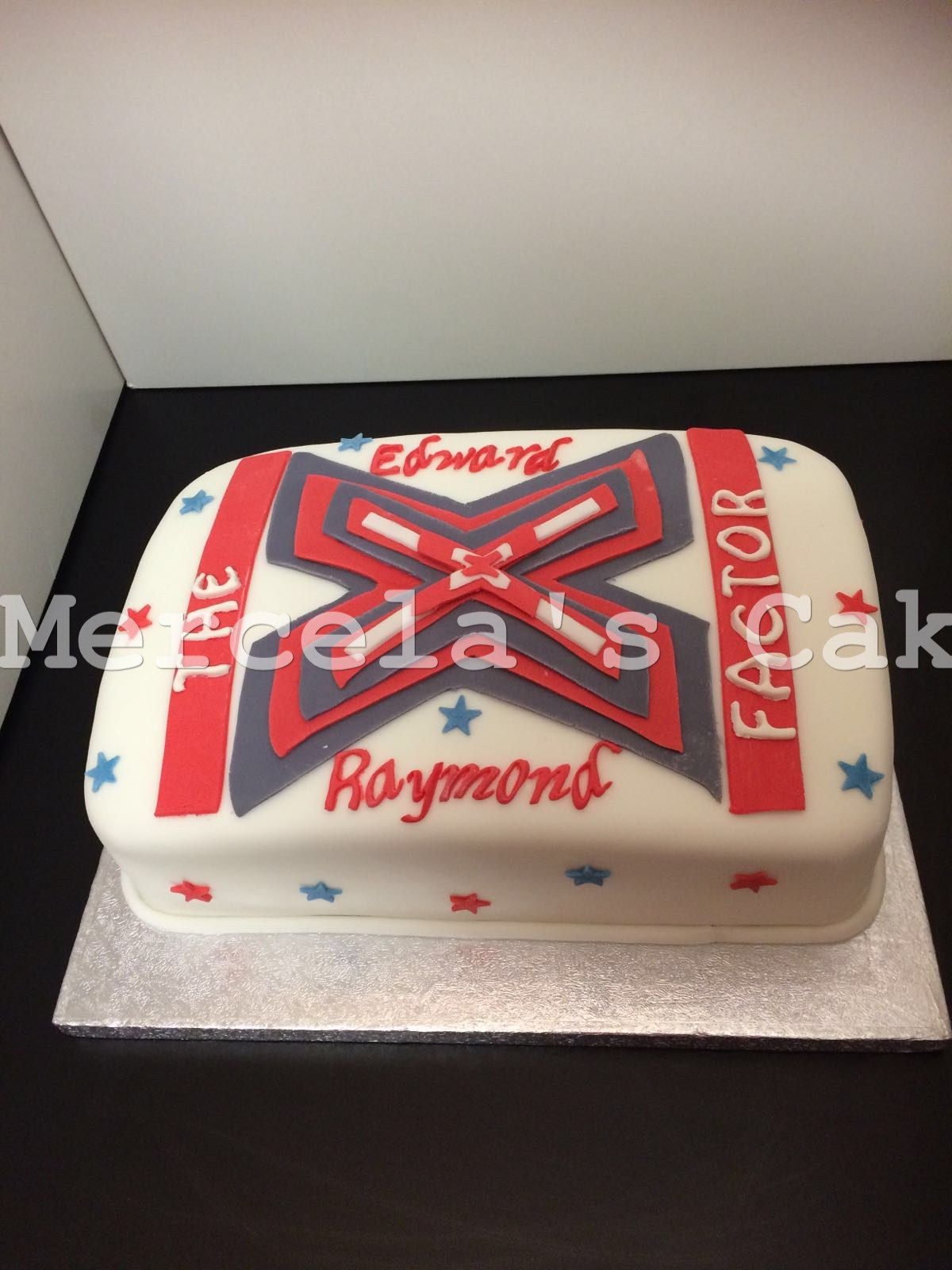 x-factor cake