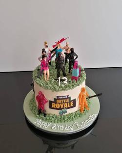 FORT NITE Cake