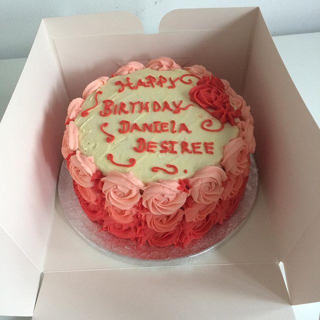 ##dairy free cream cake###