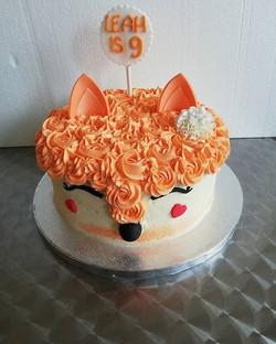 #birthdaycakes #cakesforgirls #animalcak